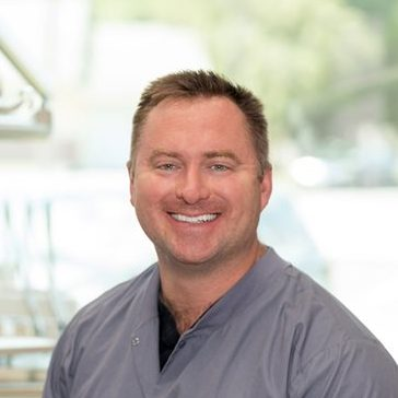 Peter Drews, DDS, MAGD, owner of Drews Dental Services, P.C. in Lewiston, Maine